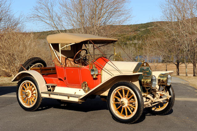 Ex-Dr. Samuel L. Scher,1911 Stoddard Dayton Model 11K 50hp Roadster  Engine no. 11F621