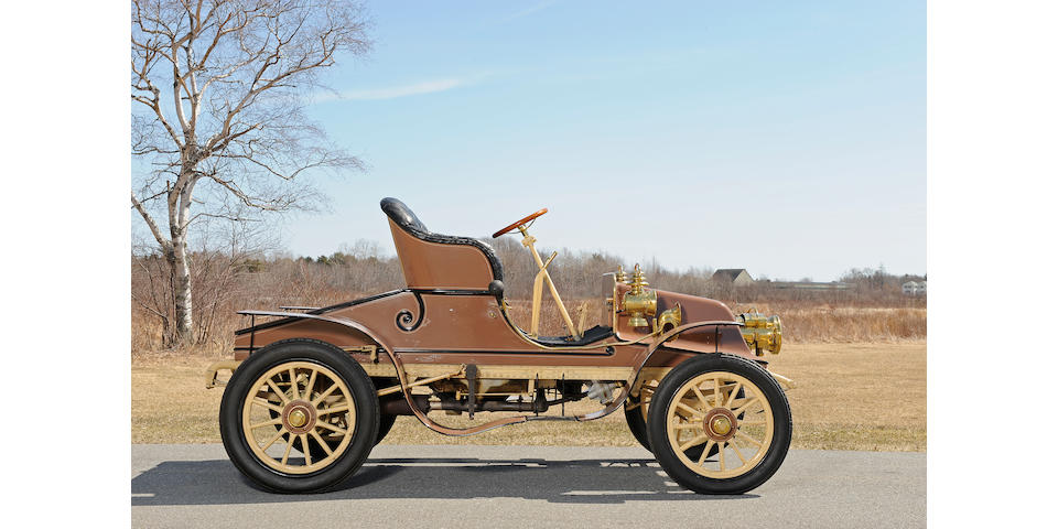 1903 Winton 2 seater,
