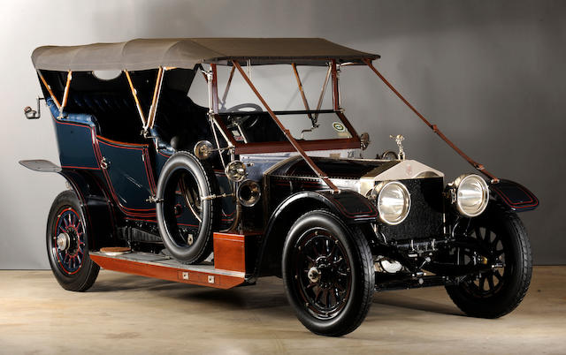 1913 Rolls Royce Harden Silver Ghost Touring,