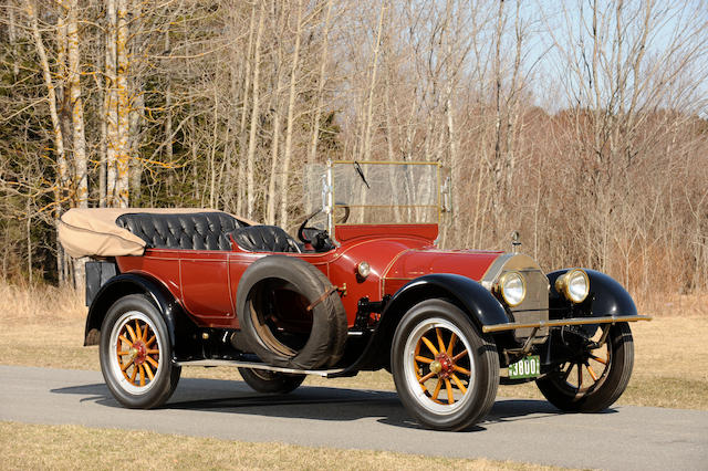 1917 Pierce Arrow 38-C-4 Touring,
