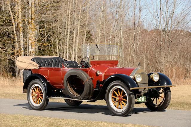 1917 Pierce Arrow 38-C-4 Touring,