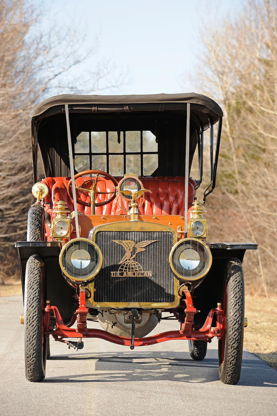 Ex-Dr. Samuel L. Scher,1906 American Tourist Roi-des-Belges Touring Car  Chassis no. 1783