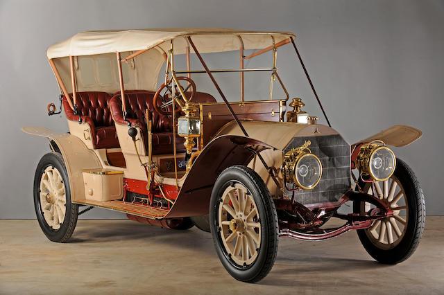 1906 Mercedes Touring,