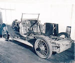 The ex-Cameron Peck, Lloyd Partridge,1913 Isotta Fraschini 100-120 hp Tipo KM 4 Four-Seat Torpedo Tourer 5646