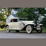 1928 Rolls-Royce Phantom I Derby Tourer S 245 FP