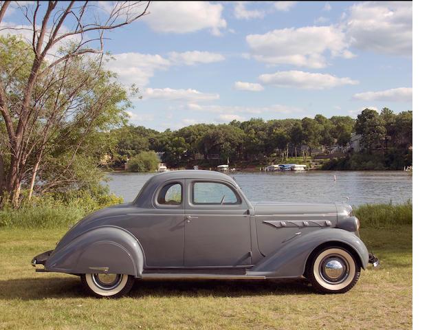 1937 DeSoto Airflow