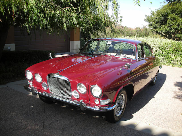 1964 Jaguar Mark X 3504258W