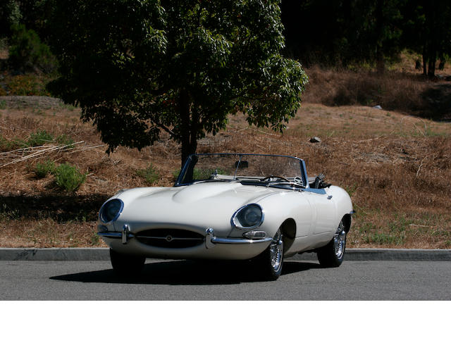1962 Jaguar XKE Roadster