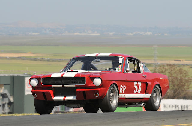 1966 Shelby GT350 Coupe SFM6S2032