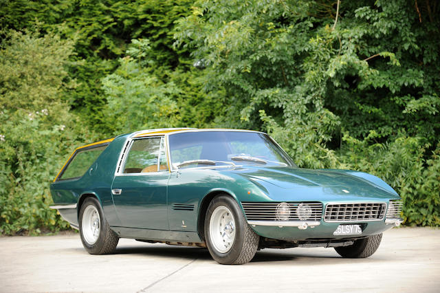 1965 Ferrari 330 GT Shooting Brake  Chassis no. 7963 Engine no. 9269