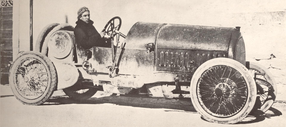 The ex-Cameron Peck, Lloyd Partridge,1913 Isotta Fraschini 100-120 hp Tipo KM 4 Four-Seat Torpedo Tourer  Chassis no. 5646 Engine no. AR1090