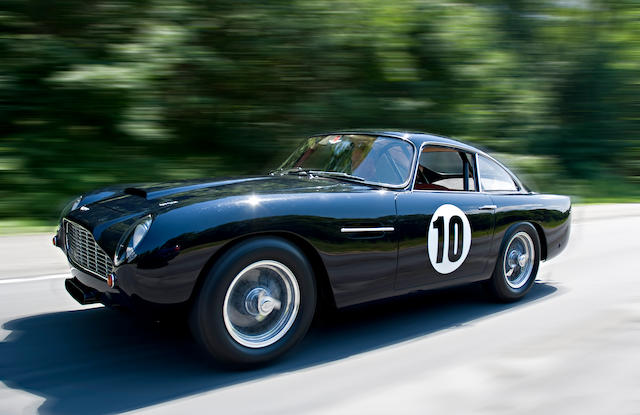 Bonhams In The Present Ownership For More Than 20 Years Original U S Supply 1961 Aston Martin Db4 Gt Coupe Chassis No Db4 Gt 0156 R Engine No 370 0142 Gt