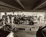 The ex-James Garner/American International Racing (AIR)/Ed Leslie/Dick Guldstrang, 24 Hours of Daytona, FIA GT,1967 Chevrolet Corvette L88 Competition Convertible  Chassis no. 194678S405175