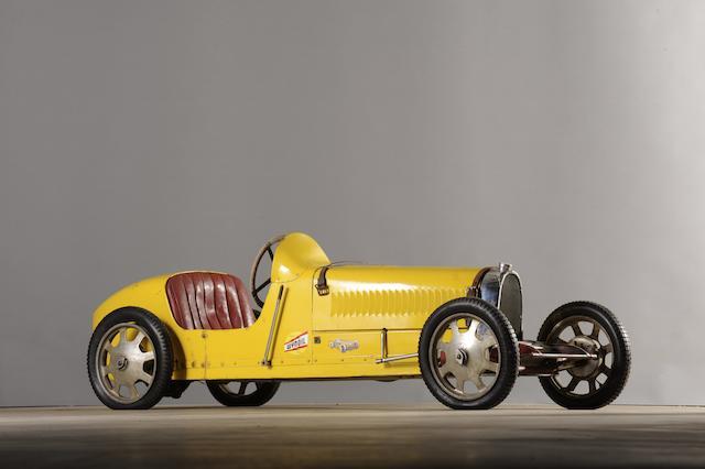 A Type 52 Bugatti 'Baby', French, circa 1929,,