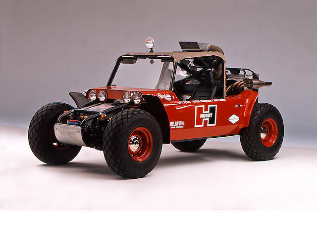Ex-Solar Plastics Engineering Division/Steve McQueen/Bud Ekins,1967 'Baja Boot' Off Road Racing Bugg