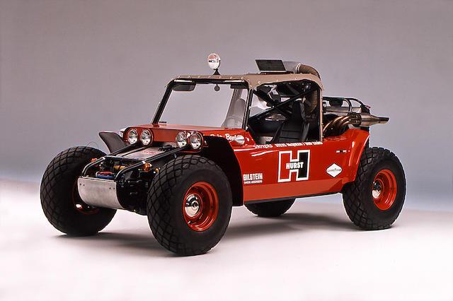 Ex-Solar Plastics Engineering Division/Steve McQueen/Bud Ekins,1967 'Baja Boot' Off Road Racing Bugg