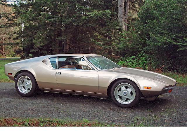 1971 DeTomaso Pantera 1423