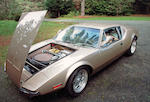 1971 De Tomaso Pantera  Chassis no. THPNLE01423
