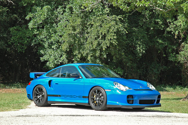 The ex-Jerry Seinfeld,2002 Porsche 996 GT2  Chassis no. WPDAB29972S696083
