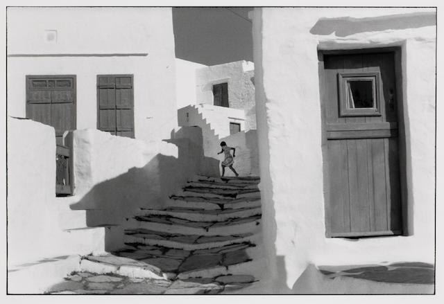 Henri Cartier-Bresson (French, 1908-2004); Siphnos, Greece;