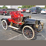 1909 Franklin  Model G Runabout 7335G