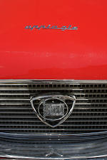 1960 Lancia Appia GTE  Chassis no. 812012391