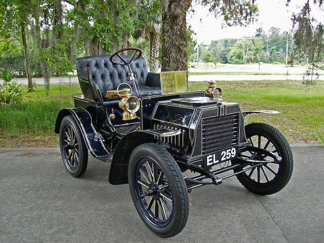 1904 Siddeley 6hp Two Seater V169