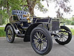 1904 Siddeley 6hp Two Seater  Chassis no. V169 Engine no. 192/6C