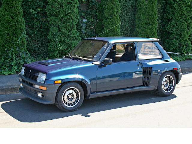 Renault Turbo 2