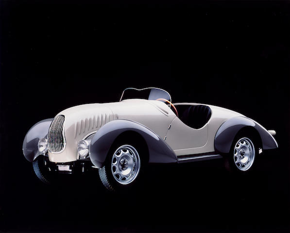 1937 SIATA 750 Gran Sport 035419