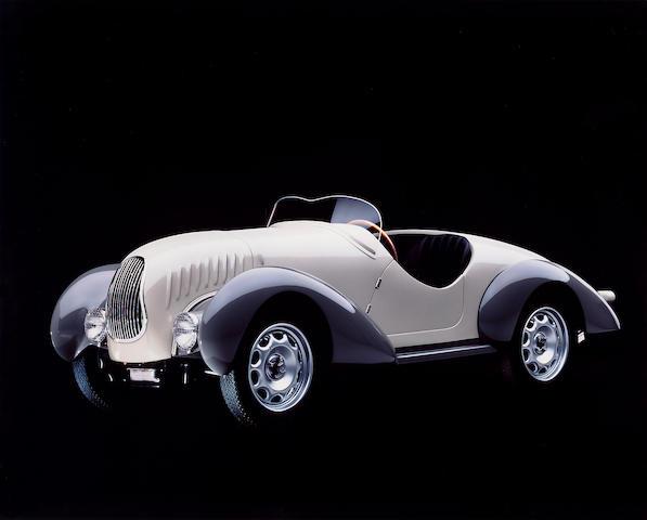 1937 SIATA 750 Gran Sport  Chassis no. 035419 Engine no. 035646