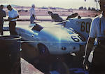 The Ex-Dan Gurney/Walt Hansgen, Sir Jack Brabham, Bruce McLaren,1960 Jaguar E2A Le Mans Sports-Racing Two-Seater Prototype E2A