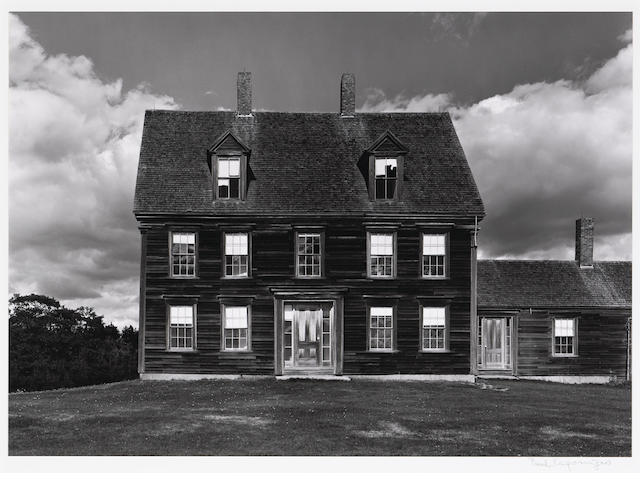 Paul Caponigro (American, born 1932); Overview, Olson House, Cushing, Maine;