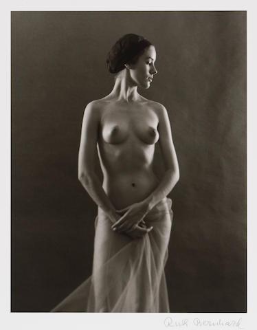 Ruth Bernhard (American, 1905-2006); Profile;