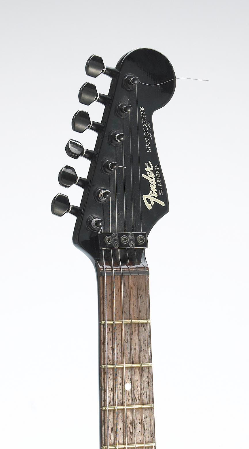A Jerry Garcia Fender Stratocaster electric guitar, 1980s