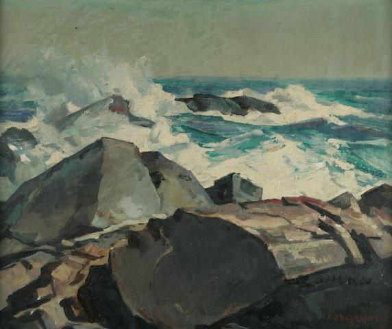Bogdanove, Seascape