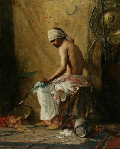 Charles Turner, Swordsman