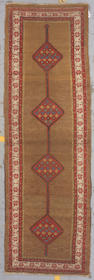 A Serab runner Northwest Persia, size approximately 3ft. 5in. x 10ft. 9in.