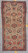 A Malayer rug Central Persia,  size approximately 3ft. 4in. x 6ft. 7in.