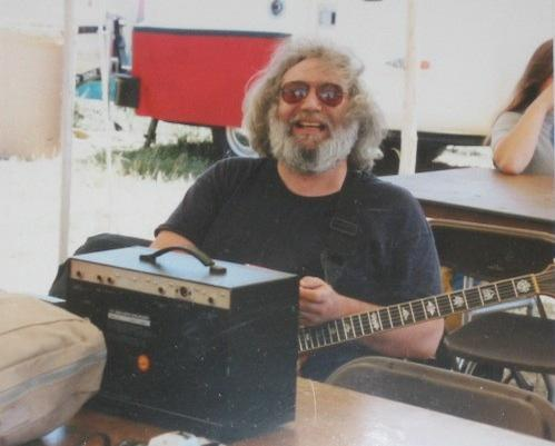 A Jerry Garcia Gallien-Krueger 250ML amplifier, 1980s