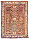 A Sultanabad carpet size approximately 14ft x 9ft 10in