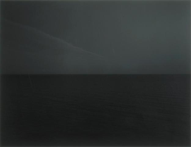 Hiroshi Sugimoto (Japanese, born 1948); Irish Sea, Isle of Man II;