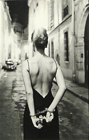 Helmut Newton (German, 1920-2004); Chloè, Paris; (2)