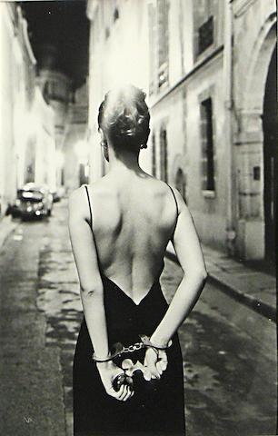 Helmut Newton (German, 1920-2004); Chloè, Paris; (2)