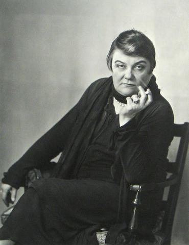 Berenice Abbott (American, 1898-1991); Princess Eugène Murat;