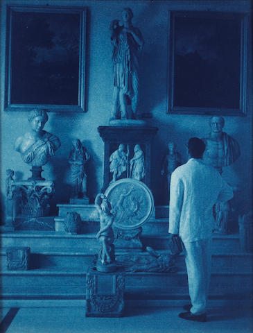 John Dugdale (American, born 1960); Palazzo Doria, Hall of Antiquities, Rome;