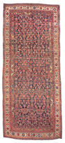 A Bidjar long carpet Northwest Persia, size approximately 7ft. 2in. x 17ft. 5in.