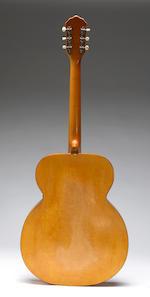 """A Ron """"Pig Pen"""" McKernan Kay acoustic archtop guitar, 1950s-1960s"""