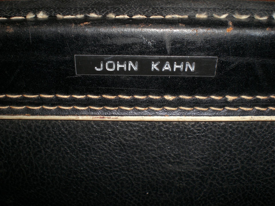 A John Kahn almost all original 1958 Fender Precision Bass used extensively onstage with Jerry Garcia and in recording sessions, 1960s-1990s
