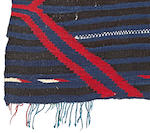 A classic Navajo or Zuni blanket